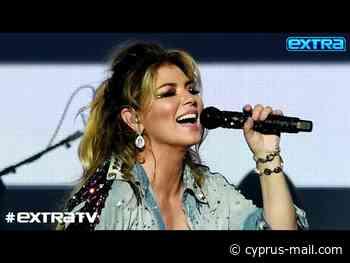 Shania Twain recalls Sean Penn's kindness in early career - Cyprus Mail