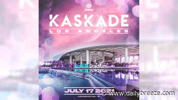 DJ Kaskade will headline his biggest dance party yet at SoFi Stadium this summer - The Daily Breeze