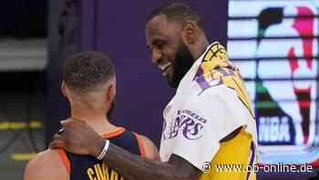 LeBron James wirft die Lakers in die NBA-Playoffs - op-online.de
