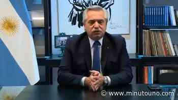 Alberto Fernández participa del Foro Económico de San Petersburgo - Minutouno.com