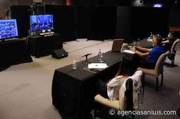 El gobernador mantendrá una videoconferencia con Alberto Fernández - Agencia de Noticias San Luis
