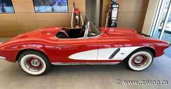 2021 Okotoks Collector Car Auction - Driving