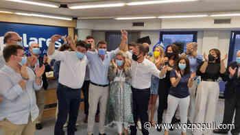 El candidato de Génova arrasa en las primarias del PP en la Comunidad Valenciana - Vozpópuli