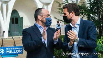 Génova margina a los últimos fieles de Alejandro Fernández en el PP catalán - Vozpópuli