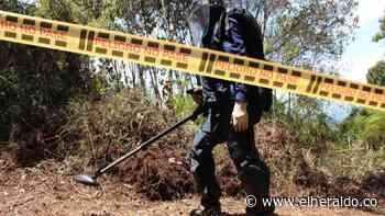 Adelantan investigación por explosión de mina antipersona en Tierralta, Córdoba - EL HERALDO