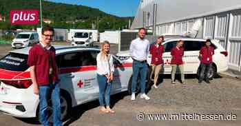 Impfzentrum Marburg: Das sind die Menschen hinter der Maske - Mittelhessen