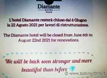 Magenta-Corbetta, l'Hotel Diamante chiude per lavori dal 6 giugno al 22 agosto - Ticino Notizie