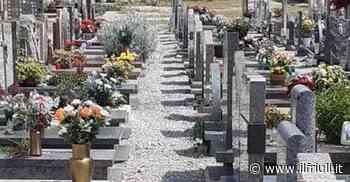 Campoformido, lavori di manutenzione nei cimiteri - Il Friuli