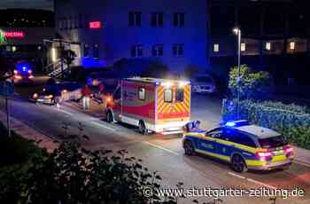 Motorradunfall in Brackenheim - Zwei junge Biker von Auto erfasst und schwer verletzt - Stuttgarter Zeitung