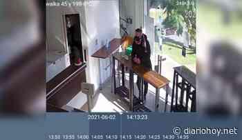 Buscan a un peligroso ladrón de Olmos - Diario Hoy