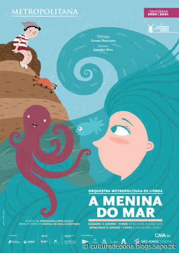 Histórias da Formiga Rabiga - A Menina do Mar - 5 e 6 de junho, Almada e Lisboa - SAPO Mag