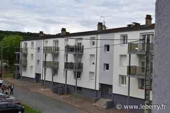 La transformation de la cité Didier-Gerbaud, à Saint-Amand-Montrond, en images - Le Berry Républicain