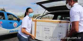 Itaberaba recebe mais 1.470 doses da vacina contra a Covid-19 e amplia a faixa etária do público da vacinação - chapada notícias