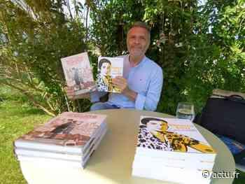 Rencontre avec Pascal Bresson, auteur de bandes dessinées sur Simone Veil et le couple Klarsfeld - actu.fr
