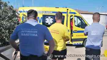 Jovem de 17 anos encontrada inconsciente em praia de Albufeira - Notícias ao Minuto