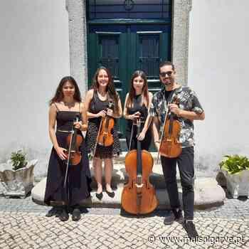 Ciclo Concertos Albufeira´21   Quarteto de Cordas nas Ferreiras - Mais Algarve