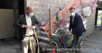 Für 75 Kinder: Neuer Kindergarten in Roetgen feiert Richtfest - Aachener Nachrichten