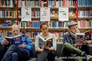 Bibliotheek start met Mijn Leestipper - Het Nieuwsblad