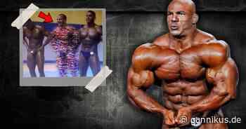 """Gar nicht """"big"""": Big Ramy bei seinem ersten Bodybuilding-Wettkampf?! - Gannikus.de - Gannikus"""