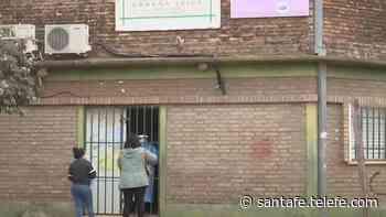 """Abrazo simbólico al Centro de Salud Cabaña Leiva: """"falta la firma para ampliar el edificio"""" - Telefe Santa Fe"""