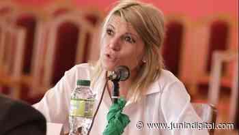 """Leiva ironizó sobre el """"compromiso"""" del municipio contra la violencia de género - Junín Digital"""