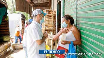 En Sincelejo crece número de contagios, pero avanza vacunación covid - El Tiempo