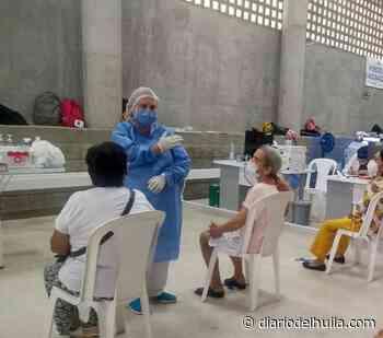 Vacunación sin agendamiento desde los 55 años hoy en Neiva que estén en MiVacuna - Diario del Huila