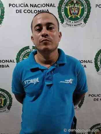 Capturado en Neiva hombre buscado por la Interpol - Diario del Huila