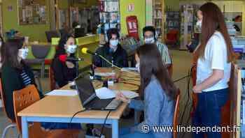 La web radio des latinistes au lycée de Font-Romeu-Odeillo-Via - L'Indépendant