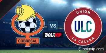 Qué canal transmite Cobresal vs. Unión La Calera por la Primera División de Chile - Bolavip
