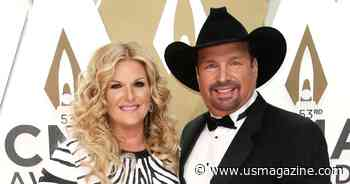 Trisha Yearwood Gushes Over Garth Brooks Proposal 16 Years After He Popped the Question: I Was 'Freaking Out on Stage' - Us Weekly