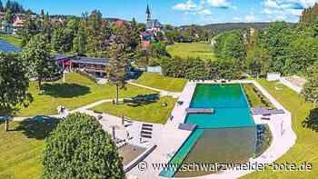 Naturfreibad in Schönwald - Gute Aussichten für Schwimmbadfans - Schwarzwälder Bote