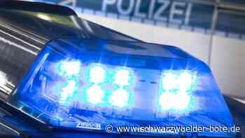 Nach Unfall auf B 33 - Bei Triberg verunglückter 21-Jähriger ist tot - Schwarzwälder Bote