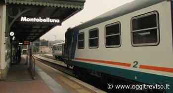 Lavori lungo i binari tra Montebelluna e Feltre - Oggi Treviso