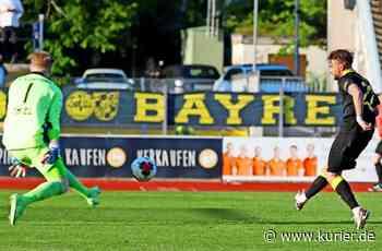 2:1 gegen Illertissen: SpVgg Bayreuth steht im Ligapokalfinale - Nordbayerischer Kurier - kurier.de