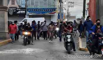 Retienen y golpean a hombre en Ixmiquilpan; lo acusan de robo - Criterio Hidalgo