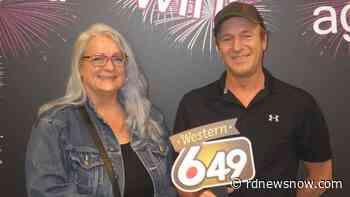 Rocky Mountain House couple wins $2 million lotto prize - rdnewsnow.com