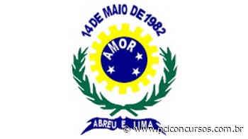 Prefeitura de Abreu e Lima - PE realiza novo Processo Seletivo na área da saúde - PCI Concursos
