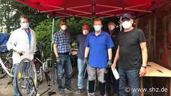 Schenefeld: Fahrradwerkstatt wieder in Betrieb: Die Suche nach alten Rädern | shz.de - shz.de