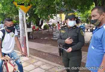 Villanueva y Urumita realizan actividades para conmemorar el Día Mundial de la Bicicleta - Diario del Norte.net