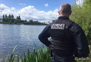 Couvre-feu à Torcy : il saute dans la Marne pour fuir, le policier le sauve - actu.fr