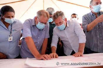 Mauro define área e Alta Floresta terá novo hospital regional; R$ 75 milhões devem ser investidos - Só Notícias