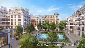 Clamart : Eiffage Aménagement réaménage le quartier Grand Canal - Construction Cayola