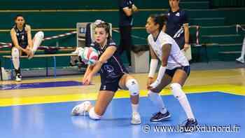 Volley : de Harnes aux Bleues, la nouvelle dimension de Manon Moreels - La Voix du Nord