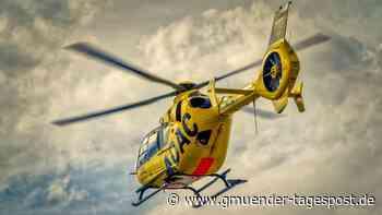 Alfdorf: 12-Jähriger kollidiert mit Lastwagen und wird schwer verletzt   Alfdorf - Gmünder Tagespost