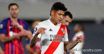 """""""A Jorge Carrascal en River Plate lo critican por criticar, es apenas un chico de 23 años"""" - Gol Caracol"""