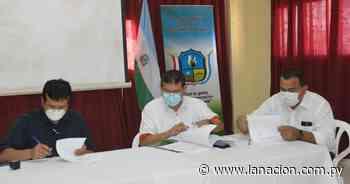 Gobernación de Boquerón firma contrato para instalar planta productora de oxígeno - La Nación