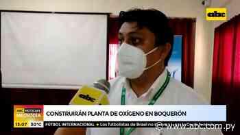Construirán una planta de oxígeno en Boquerón - ABC Noticias - ABC Color