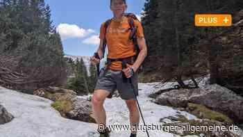 Ein Donauwörther geht 2000 Kilometer über die Alpen – für sauberes Wasser - Augsburger Allgemeine