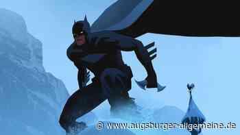 Batman erobert Bayern: Was den Superhelden in den Alpen erwartet - Augsburger Allgemeine
